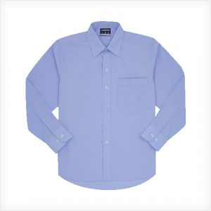 Primary Boys Long Sleeve Shirt