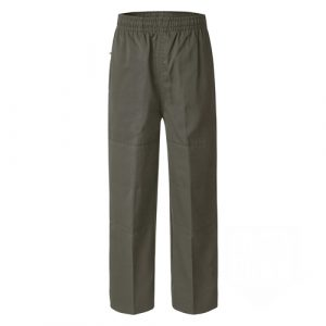 Primary Boys Long Grey Pants