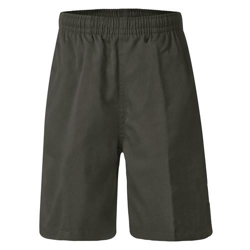 Primary Boys Grey Shorts