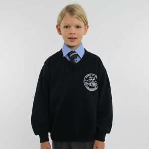 St Peters boys & Girls Fleecy Top