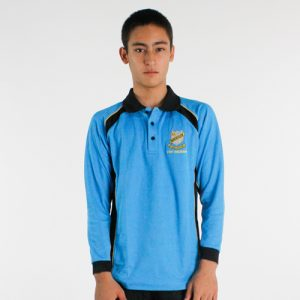 MacKillop College Long Sleeve Polo