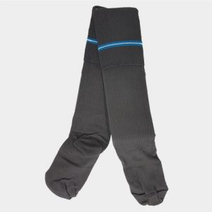 Primary Boys Long Grey Socks