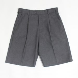 Secondary Boys Grey Shorts