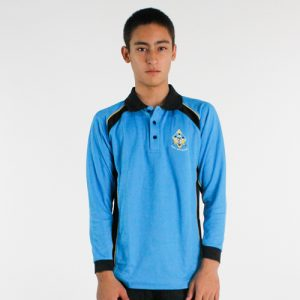 St Joseph's Regional Long Sleeve Polo