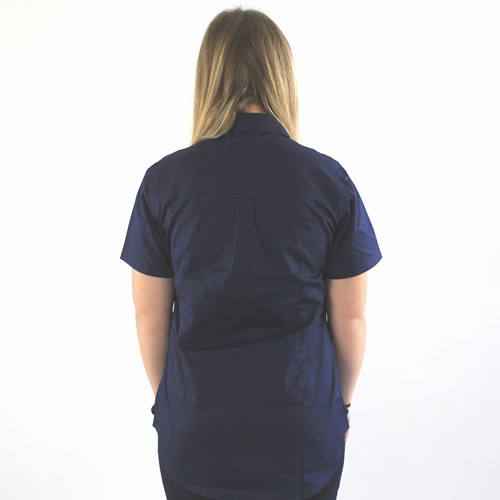 Newman Ladies Short Sleeve Trade Shirt