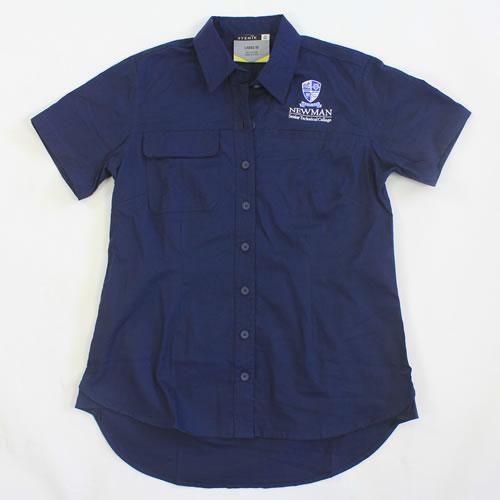 Newman Mens Short Sleeve Trade Shirt