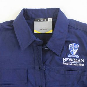 Newman Mens Short Sleeve Trade Shirt